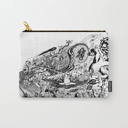 A Shot of Imagination Carry-All Pouch