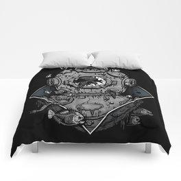 Forgetfulness Comforters