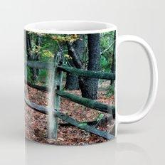 Forest Fence Mug