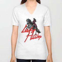 Lady Hilltop Unisex V-Neck