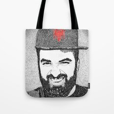 Burri Tote Bag