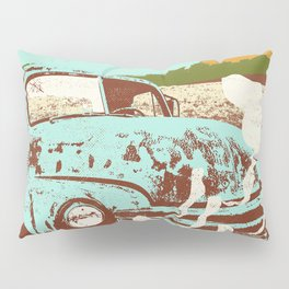 OLD TRUCK Pillow Sham