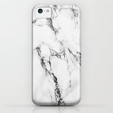 Marble #texture Slim Case iPhone 5c