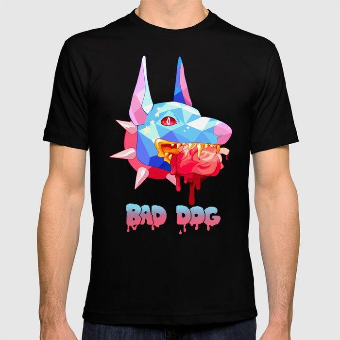 bad dog T-shirt