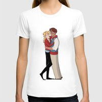 enjolras T-shirts featuring Completed and Corrected by invisibleinnocence