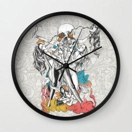 Chhinnamasta Wall Clock