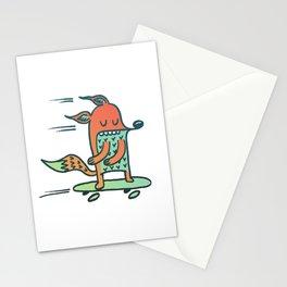 Skate Fox Stationery Cards