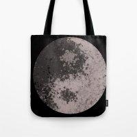 ying yang Tote Bags featuring Ying Yang by Meg Gerena