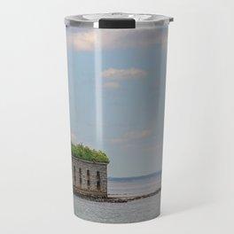 Ocean Fort Travel Mug