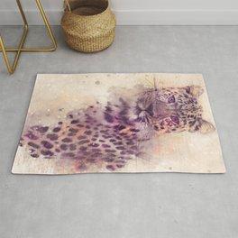 Gepard art series Rug