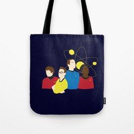Landing Party Tote Bag