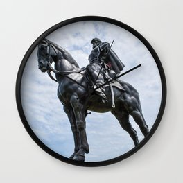 Thomas Jonathan Jackson Wall Clock