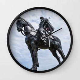 Thomas Jonathan Jackson Wall Clock