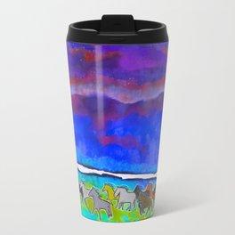Sky Ponies #31 Travel Mug