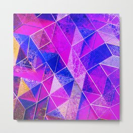 Geometria Metal Print