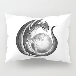 Scrying Dragon Pillow Sham