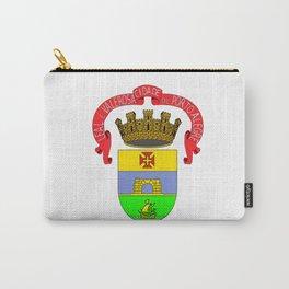 Flag of porto Alegre Carry-All Pouch