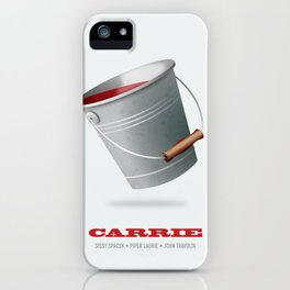 Carrie - Alternative Movie Poster iPhone Case