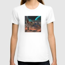 Nap in Space T-shirt