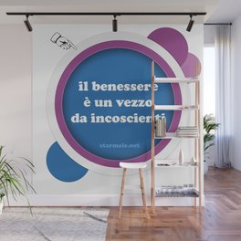 Benessere Wall Mural