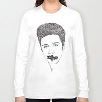 elvis presley Long Sleeve T-shirts featuring ELVIS PRESLEY by Only Vector Store - Allan Rodrigo