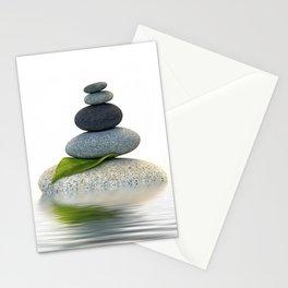 Balance And Harmony Stationery Cards