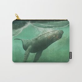 The Whale & The Moon Carry-All Pouch