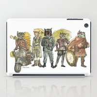 steampunk iPad Cases featuring Steampunk  by Felis Simha