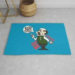 Cosmo Spacely Rug