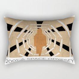 Minimalist 2001: A space odyssey Rectangular Pillow