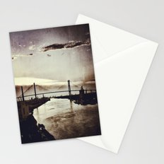 Moon River and Me Stationery Cards
