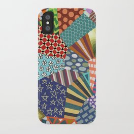 Pattern Explosion 2 iPhone Case