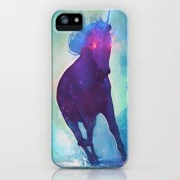 Fantasy Unicorn iPhone Case