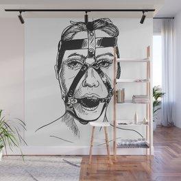 """Bind"" Wall Mural"