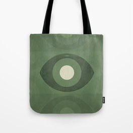 George Orwell Nineteen Eighty-Four - Minimalist literary design, bookish gift Tote Bag
