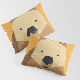 Whimsy Wombat Pillow Sham