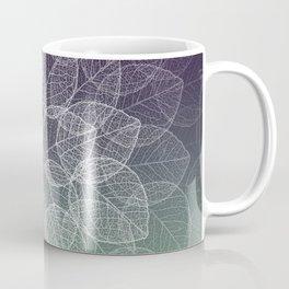 Dry Leaves - Purple Coffee Mug