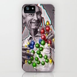 Dr Albert Hoffman iPhone Case