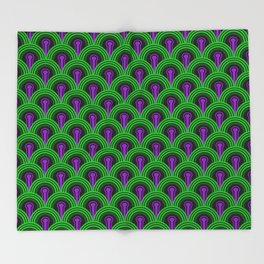 Room 237 Throw Blanket