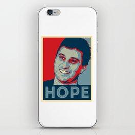 Hope - Parenzo 2017 iPhone Skin
