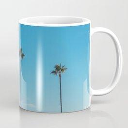 Summer Palms Coffee Mug