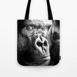 Gorilla, Cover Shot, Tote Bag