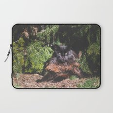 The king of the cats Laptop Sleeve