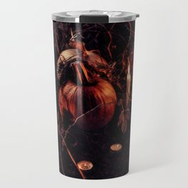 Pumpkins And Candles 1 Travel Mug