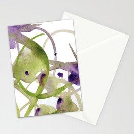 Atom Flowers #20 Stationery Cards
