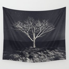 Branching Into The Stars Wall Tapestry