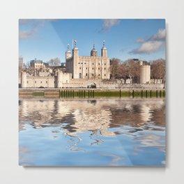 Tower of London Metal Print