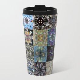 16 mandala Travel Mug