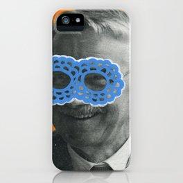 Sorriso Di Plastica iPhone Case