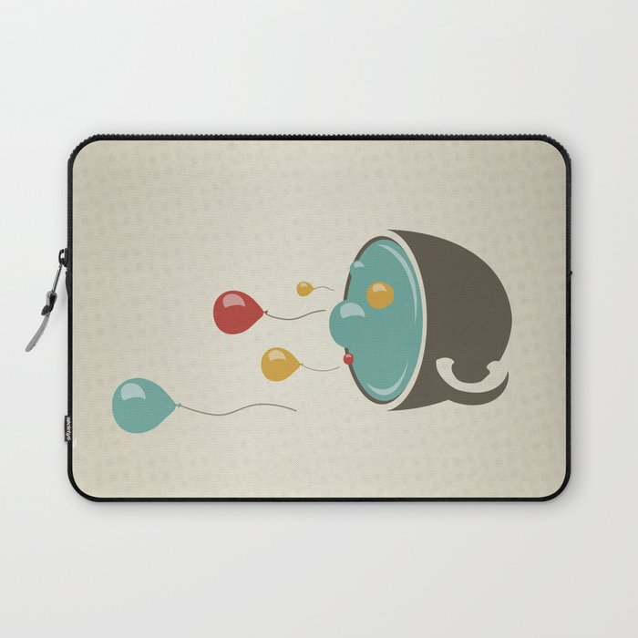 Feliz Desaniversário! (Happy Unbirthday) Laptop Sleeve